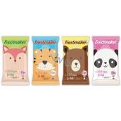 Freshmaker Wet Cosmetic Wipes 15pcs Animals 1019