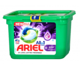 Ariel Allin1 Pods + Lenor gel capsules for washing long-lasting fragrance 13 pieces