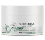 Wella Professionals Nutricurls Waves & Curls mask for wavy and curly hair 150 ml