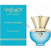 Versace Dylan Turquoise Eau de Toilette for Women 5 ml, Miniature