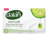 Dalan Multi Care Fresh Cucumber & Caring Milk toilet soap 90 g