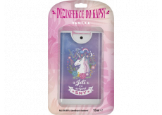 Albi Disinfection in a pocket with the scent of vanilla Follow your dreams 15 ml