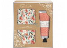Baylis & Harding Royale Garden hand cream 125 ml + gardening gloves 1 pair, cosmetic set