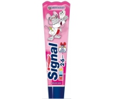 Signal Kids Strawberry 2-6 years toothpaste for children 50 ml