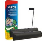 Bros Mole trap with signaling