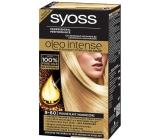 Syoss Oleo Intense Color barva na vlasy bez amoniaku 9-60 Pískově plavá