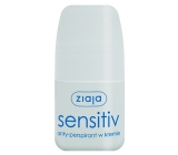 Ziaja Sensitive Creamy ball antiperspirant deodorant roll-on for women 60 ml
