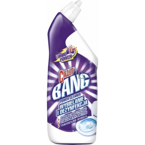 Cillit Bang Power Cleaner Bleach Force Toilet cleaner gel remover of bacteria and dirt 750 ml