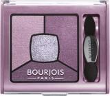 Bourjois Smoky Stories Quad Eyeshadow Palette Eye Shadow 07 In Mauve Again 3.2 g
