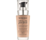 Deborah Milano Dress Me Perfect Foundation SPF15 Makeup 00 Ivory 30 ml