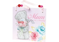 Me to You A plaque with dedication For an amazing mother 11 x 11 x 0.5 cm
