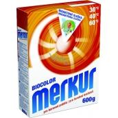 Merkur Biocolor univerzální prací prostředek pro barevné prádlo 600 g