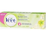 Veet Shea Butter and Lily Hair Removal Cream Dry Skin 3 Minutes 100 ml