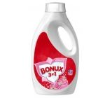 Bonux Rose 3in1 liquid washing gel 20 doses of 1.3 l
