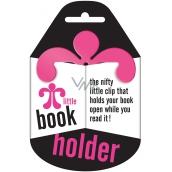 If Little Book Holder Book holder Pink 75 x 2.5 x 75 mm