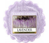 Yankee Candle Lavender - Lavender scented wax in aromalamp 22 g