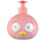Angry Birds Stella 3D liquid soap dispenser for children 400 ml