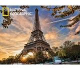 Prime3D Poster - Eiffel Tower - Paris 39.5 x 29.5 cm