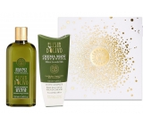 Erbario Toscano Olive oil shower gel 250 ml + nourishing hand cream 100 ml, Luxury cosmetic set