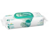 Pampers Pure Aqua wet wipes made of organic cotton, without alcohol and perfume for children 48 pieces