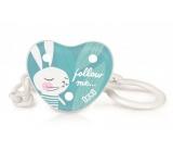 Lovi Rabbit Comforter chain with clip