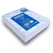 Pervin / Perlan 100% viscose nonwoven, universal cloth for cleaning and care 45 g 21 x 24 cm 200 pieces