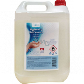 Valea Hygienic antimicrobial hand disinfection cleaner 5 l