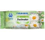 Freshmaker Chamomile - Chamomile wet wipes 100 pieces