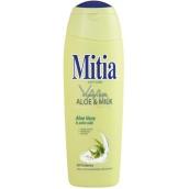 Mitia Soft Care Aloe & Milk sprchový gel 400 ml