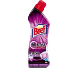 Bref 6 x Effect Power Gel Total Protection gelový Wc čistič 750 ml