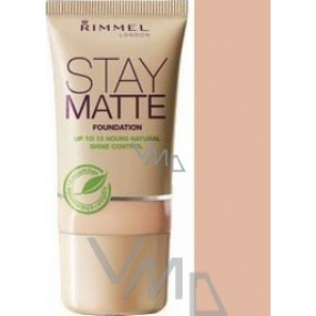 Rimmel London Stay Matte Makeup 303 True Nude 30 ml