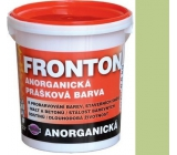 Fronton Inorganic powder paint Green for indoor and outdoor use 800 g