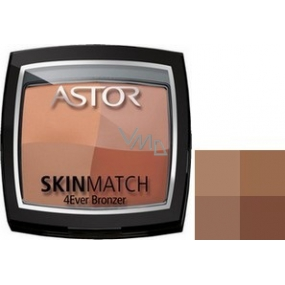 Astor Skin Match 4Ever Bronzer Powder 002 Brunette 7.65 g