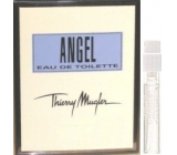Thierry Mugler Angel eau de toilette 1.2 ml with spray, vial