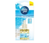 Ambi Pur Aqua Ocean and Wind electric air freshener refill 20 ml