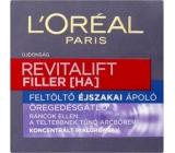 Loreal Paris Revitalift Filler HA filling anti-aging night cream 50 ml