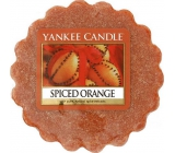 Yankee Candle Spiced Orange - Orange with a spice of spices aromatic wax in aromalamp 22 g