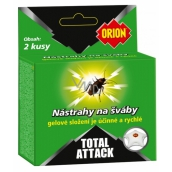 Orion Total Attack cockroach bait 2 pieces