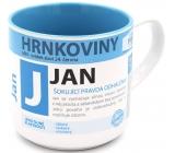 Nekupto Mugs Mug named Jan 0.4 liters