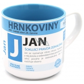 Nekupto Mugs Mug named Jan 0.4 liters