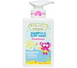Jack N´Jill Sweetness Shampoo & Shower.gel 300ml 0022