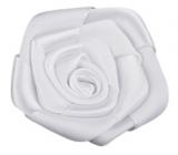 Ditipo Rose satin adhesive white 5 cm