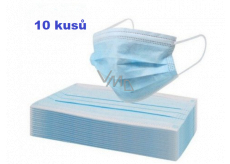 3-layer protective medical non-woven disposable drape, low breathing resistance 10 pieces