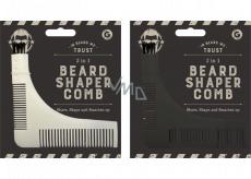 By My Beard Beard Shaper Comb comb for beards 3in1