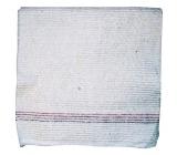 Clanax Rag floor nonwoven white large 80 x 55 1 piece