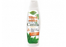 Bione Cosmetics Cannabis Body Lotion 500 ml