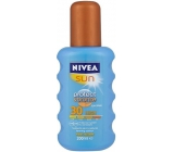 Nivea Sun Protect & Bronze SPF30 intensive sunscreen 200 ml