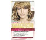 Loreal Paris Excellence Creme hair color 7 Blond