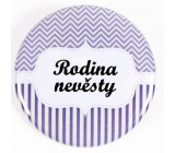 Albi Wedding Badges Wedding - Family Bride