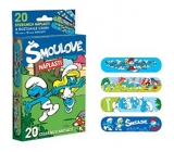 Smurfs Patches sterile for children 20 pieces